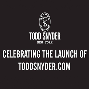 Todd Snyder Launches E-Commerce