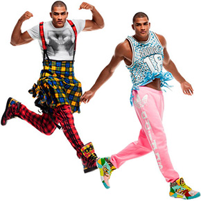 Jeremy Scott For ADIDAS Originals Spring Summer 2013 Lookbook