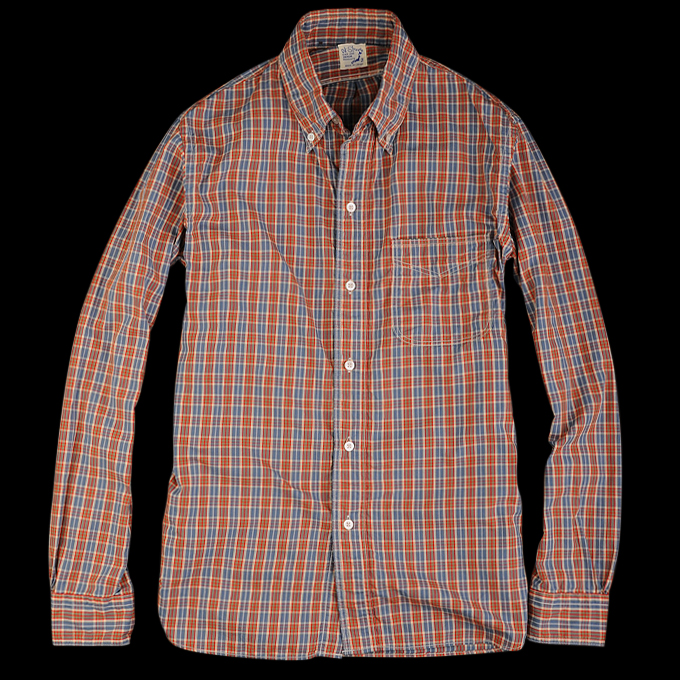 Orslow_Work_Shirt_Check