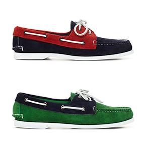 SALE: Rancourt & Co. X Jack Spade Boat Shoes