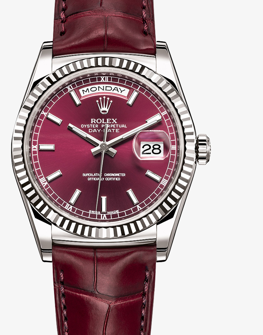 Rolex Oyster Perpetual Day-Date 5