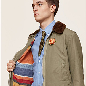 GANT Rugger Pre-Fall 2013 Lookbook