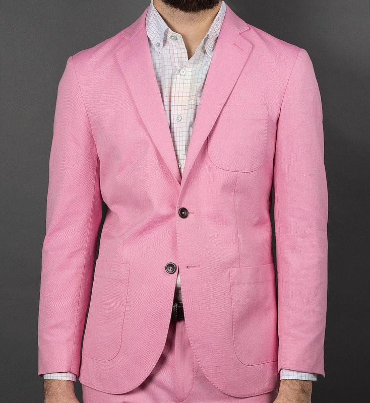 SeizeSurVingt_Pink_Oxford_jacket