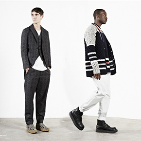 Casely-Hayford Autumn Winter 2013 Film