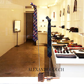 Alexander Olch Opens NYC Flagship