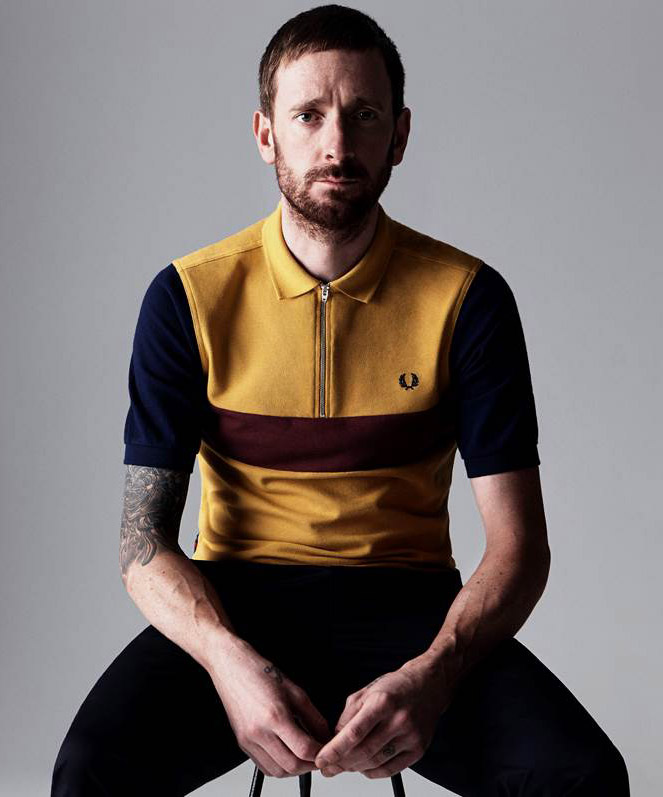 Fred Perry SS14 Bradley Wiggins Collection 01