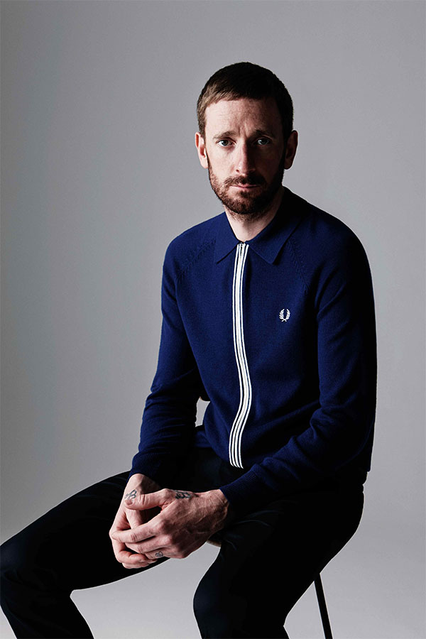 Fred Perry SS14 Bradley Wiggins Collection 06