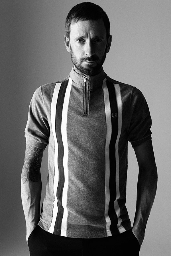 Fred Perry SS14 Bradley Wiggins Collection 07