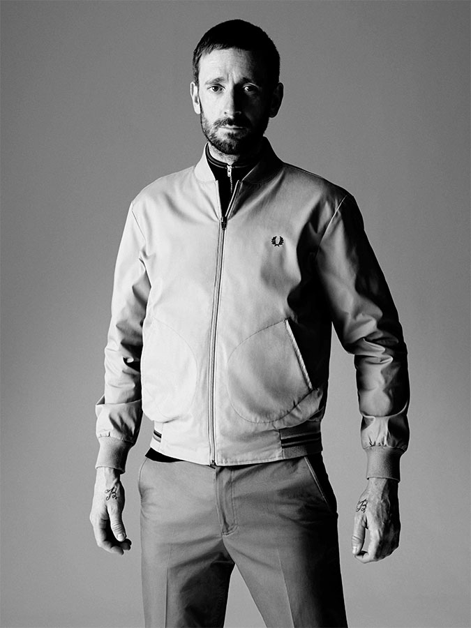 Fred Perry SS14 Bradley Wiggins Collection 08