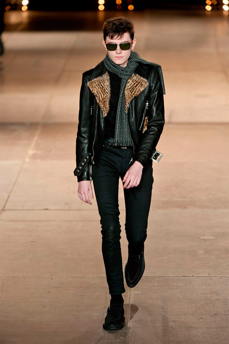 Saint Laurent Fall 2014 11