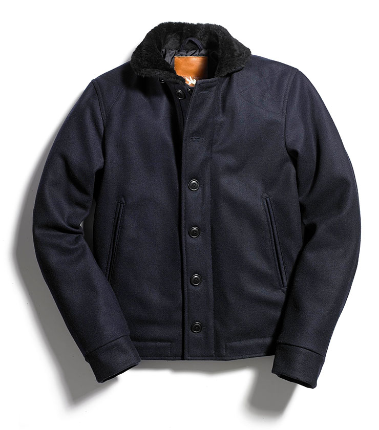 Spiewak Golden Fleece Melton Jacket