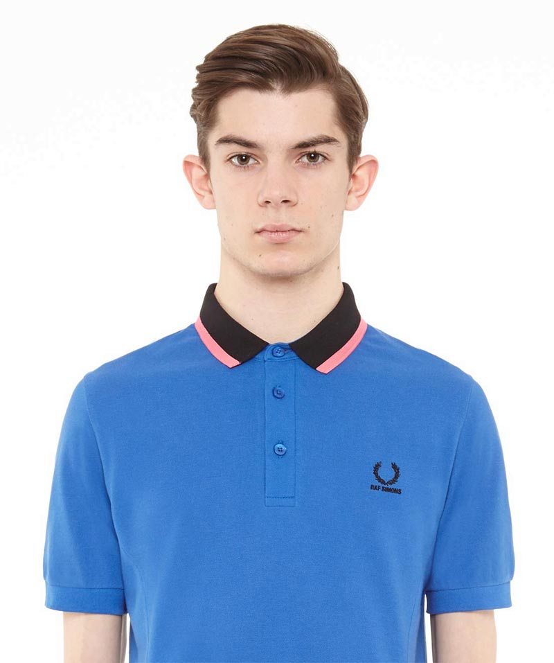 Raf Simons x Fred Perry Single Tipped Collar