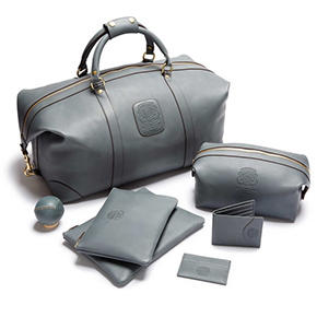 Ghurka Dusk Leather Collection