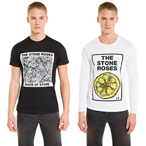 Sandro x The Stone Roses Collection