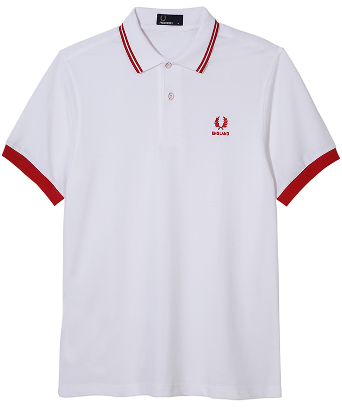 Fred Perry 2014 World Cup_ENGLAND