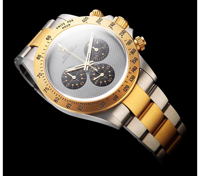 Bamford Watch Dept BiColour Rolex Daytona_02