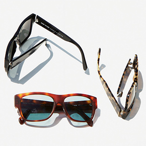 Club Monaco x Dom Vetro Sunglasses