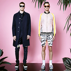 Opening Ceremony Spring 2015 Menswear