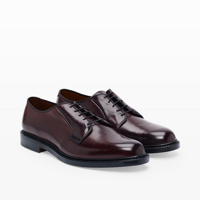 Club Monaco X Allen Edmonds Leeds Derby