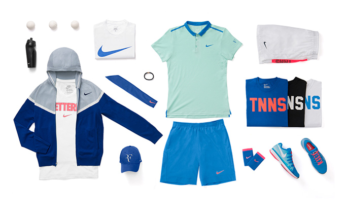 NIKE 2014 US Open_Roger Kit