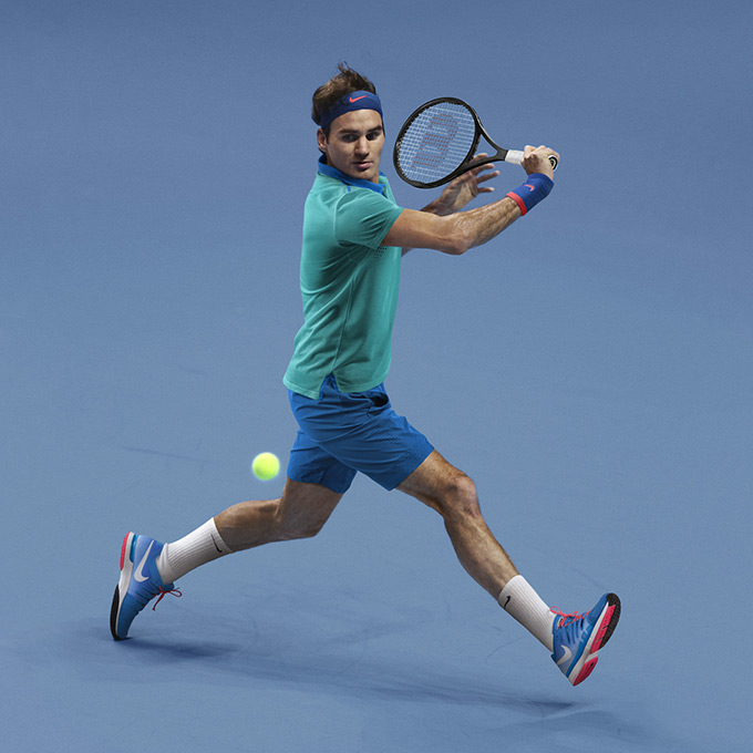 NIKE 2014 US Open_Roger