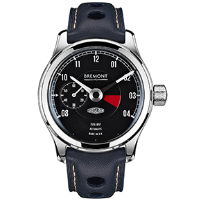 Watch Porn: Bremont X Jaguar Bespoke Watches