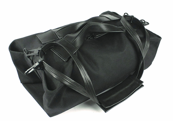 The Transience Meridian Collection_Gym Bag