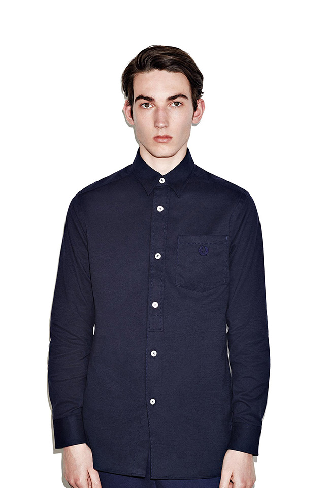 fa086d90904e Fred Perry X Nigel Cabourn AW15 3A