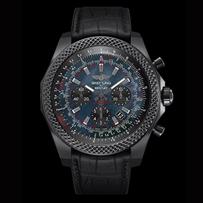 Watch Porn: Breitling Bentley B06 Midnight Carbon