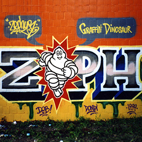 Nelson Vails X Zephyr For Raleigh