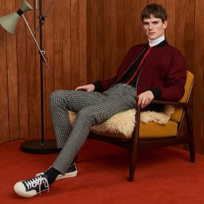 Band Of Outsiders FW18 Lookbook