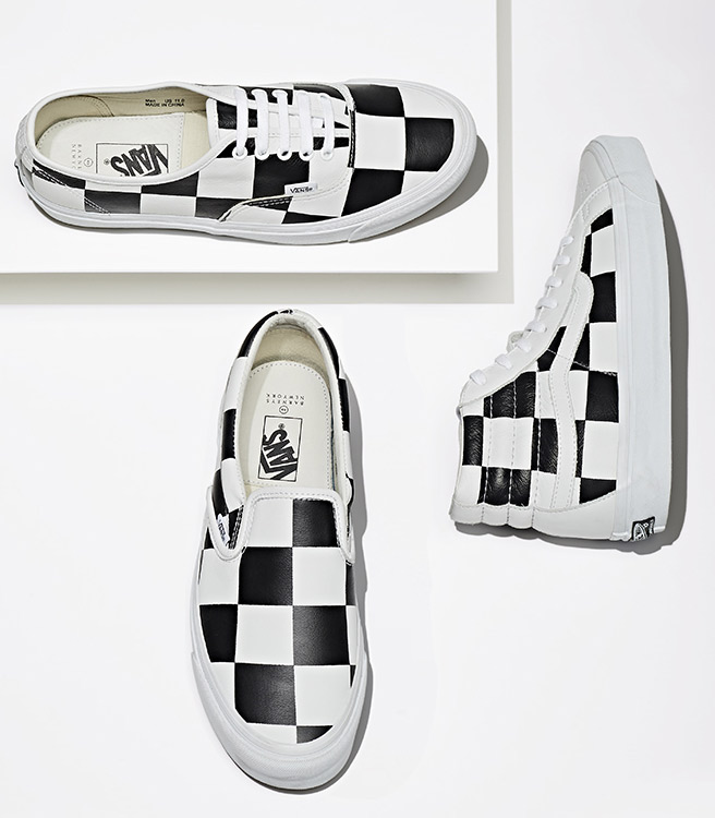 84b7243dcdde89 Barneys New York Sole Series is back with three new designs from Vans. This  is the fifth BNY Sole Series collaboration with the Southern California  brand ...