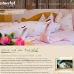 Ferienwohnungen Kastnerhof Mölten - Referenz Webdesign haberer media