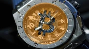 Hublot'tan Bitcoin'in 10.Yılına Özel Saat