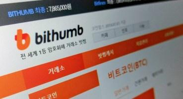 Bithumb, 2018 Ayı Piyasasında 180 Milyon Dolar Zarar Etti