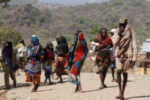 The Borana: catch the colour. The Borana people live in Ethiopia's Oromia region. Photo by Carsten ten Brink via Flickr. CC BY 2.0