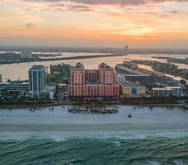 Babymoon-beach-destinations- Hyatt-Regency-Clearwater-Beach-Resort-and-Spa-P234-Exterior-Ocean-View
