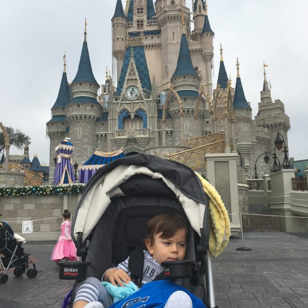 Tips for Disney with Babies!