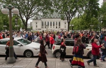 Walk for Reconciliation Ottawa