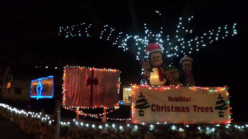 Charming Christmas Tree Hawaii Part - 9: Mahalo To This Yearu0027s Sponsors!
