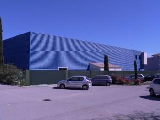 Cloture aluminium pour usine au Cerceron à Saint-Raphael