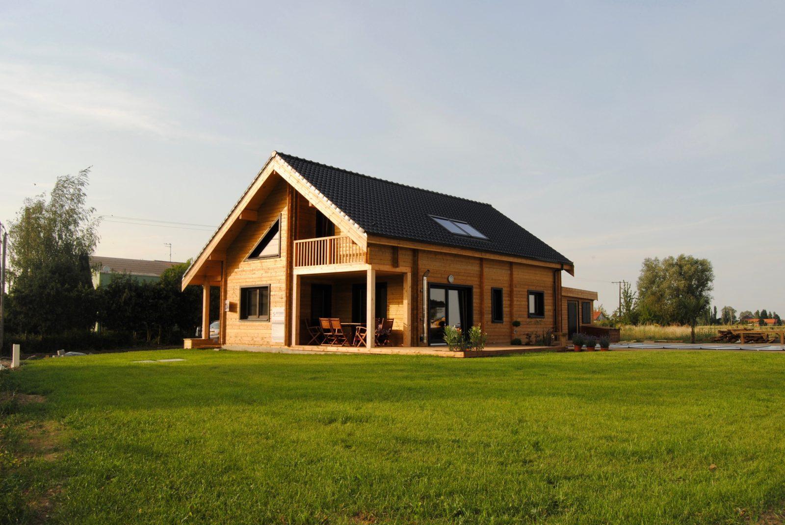 construction maison bois nord