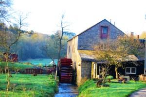Cherche colocataire pour partager un super lieu et un super projet dans une ferme/moulin