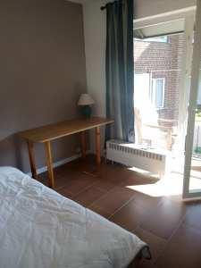 Une chambre à louer (350€ + 50€) dans un appartement lumineux de 2 chambres