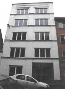 Projet habitation groupé (5-9 proprios) avec plateaux appartement/bureaux de 240m2 (270.000) ou 120m2 (130.000€) avec un immense rooftop à partager à Schaerbeek !