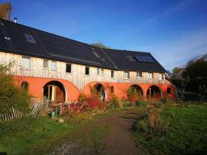 Maison à vendre dans l'habitat groupé «La ferme de la Brasserie»