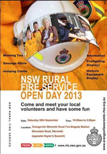 RFS Open Day 2013