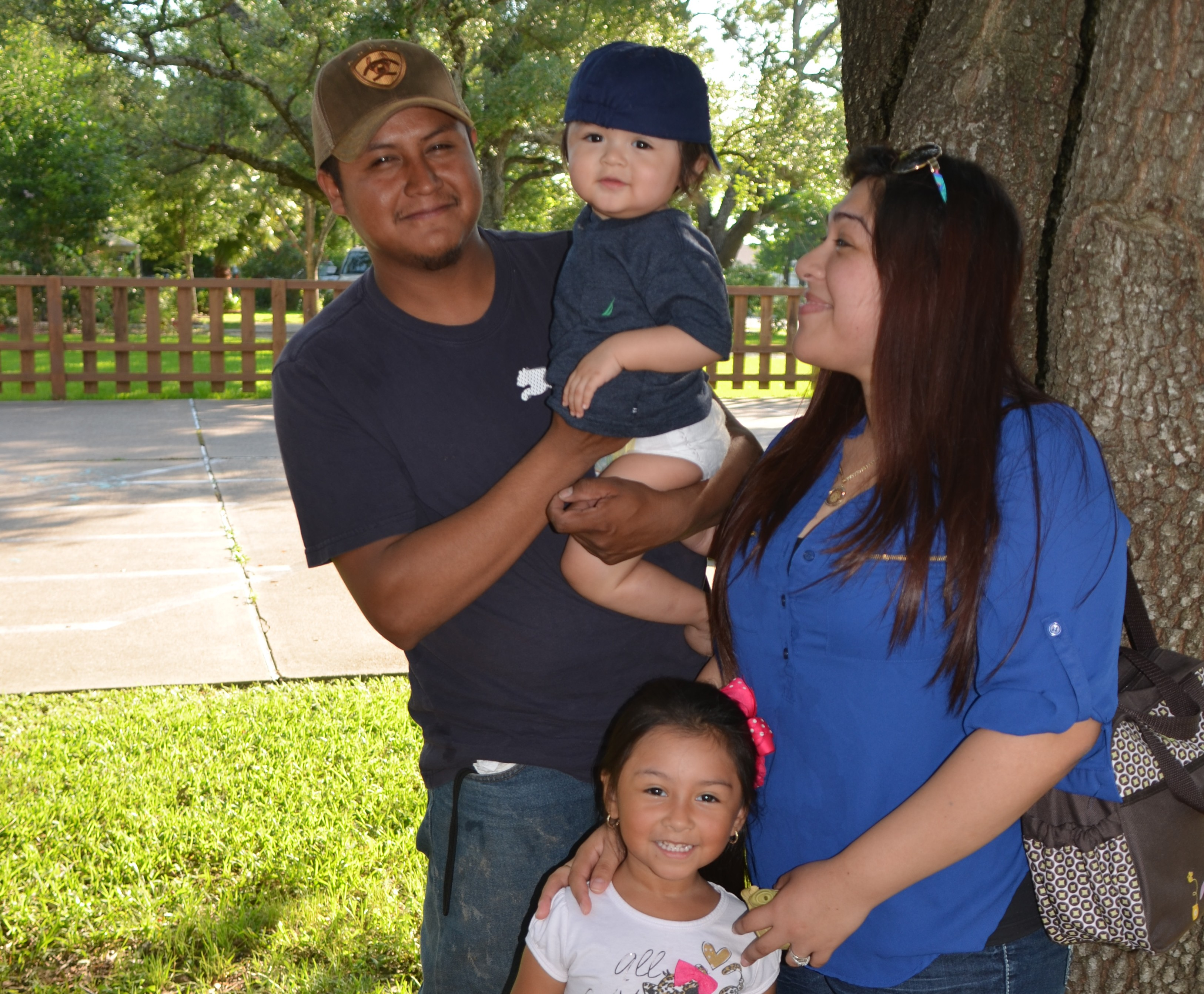 Bryan/College Station Habitat for Humanity Partner Family: The Pedraza Family