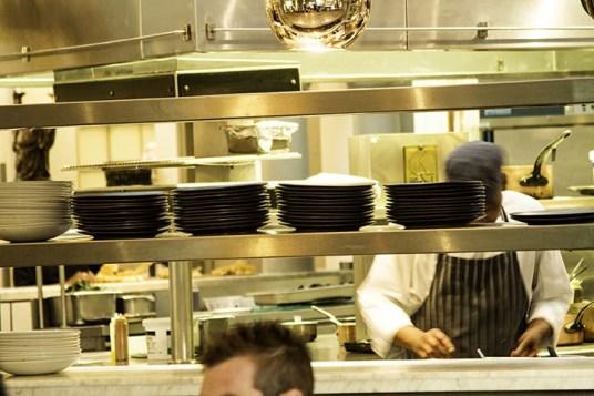 Myoga Restaurant - Kitchen