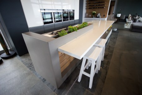 Inside Living (Garden Route) wins Caesarstone Kitchen of the year - imported